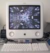 My SILENT super eMac 1.25 GHz, DVD-RW, 120 GB HD!