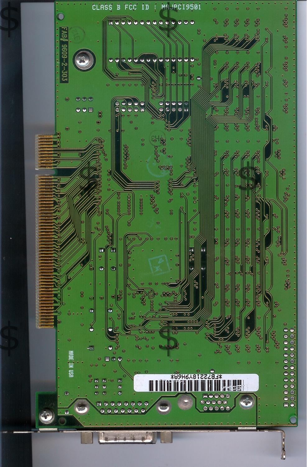 IxMicro Twin Turbo 128+ Back