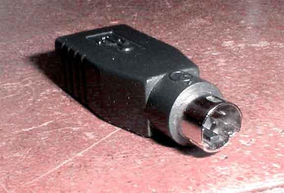 USB mouse ADB adapter