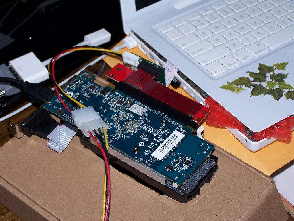 Radeon 6670 on Macbook