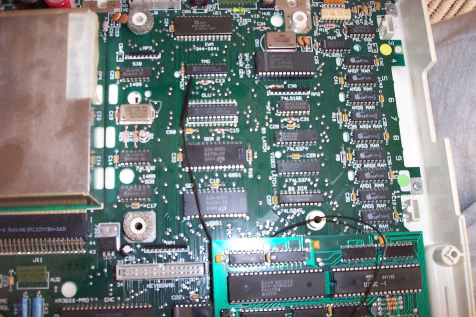 Z80 card in //c