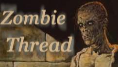 Zombie thread