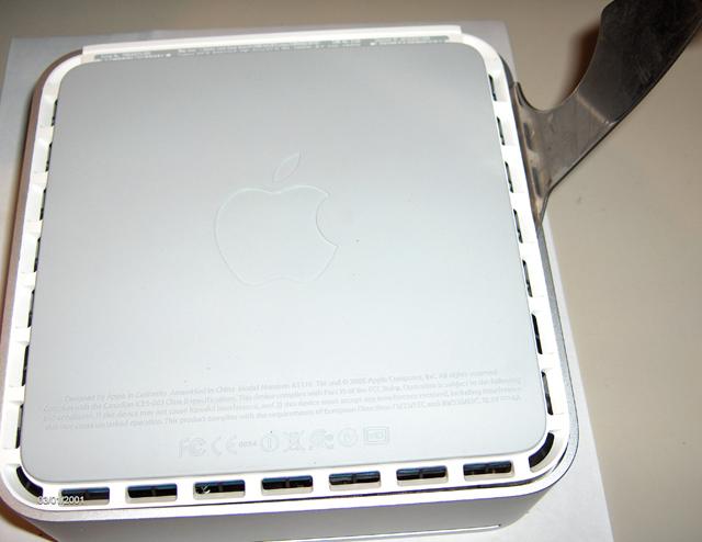 install ubuntu on mac mini 2007