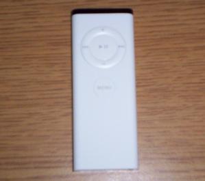 Apple remote control   Mac Forums