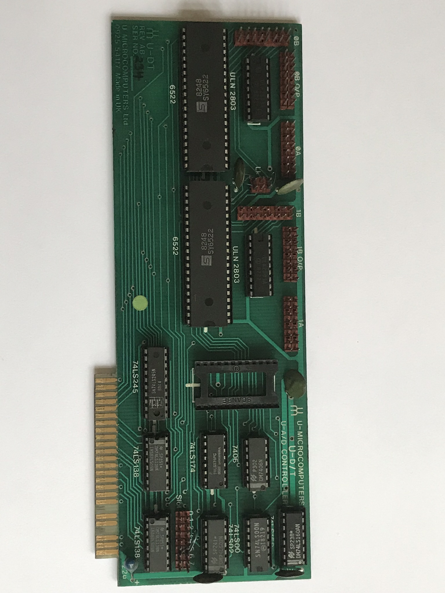 U-DT Apple II card