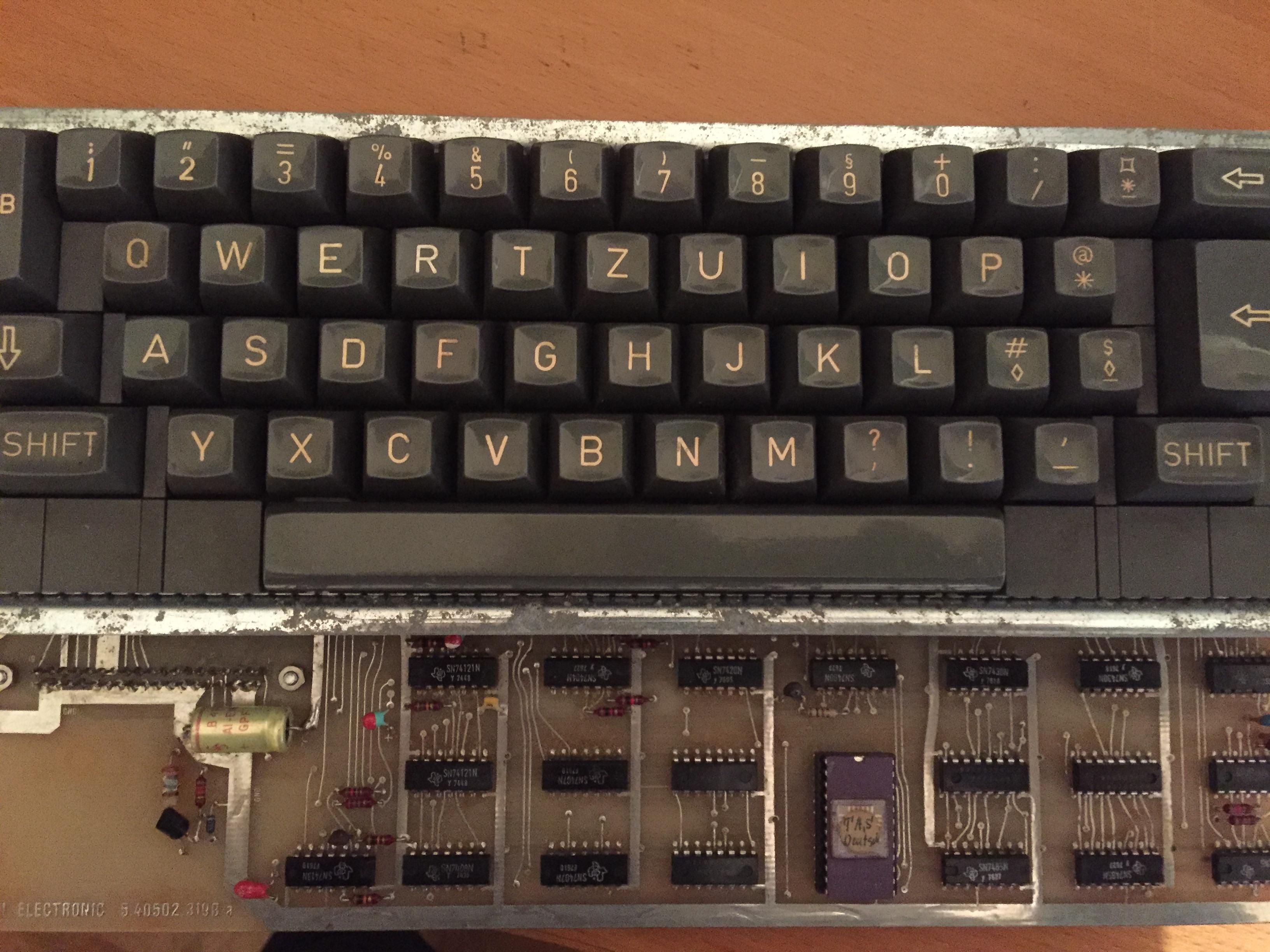 Rafi keyboard