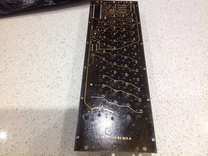 A2 Black Keyboard
