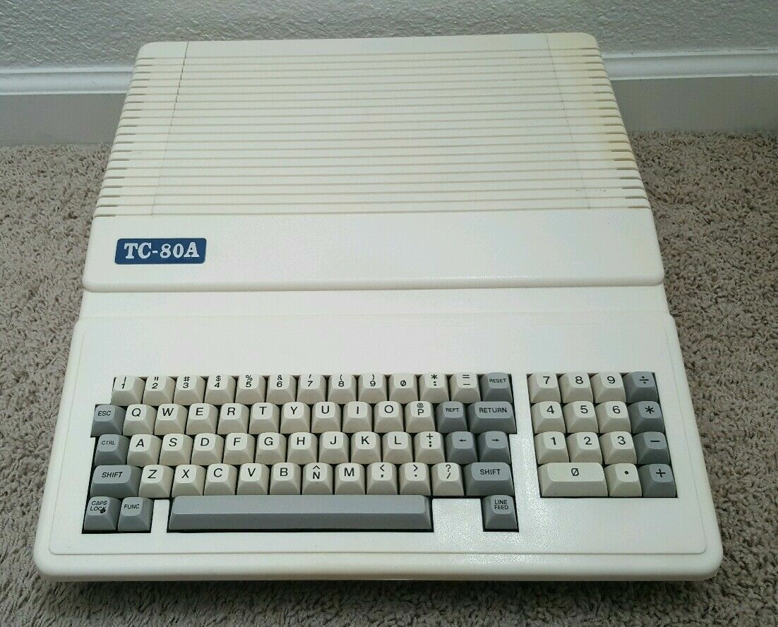 Tiger TC-80-A Apple II Clone