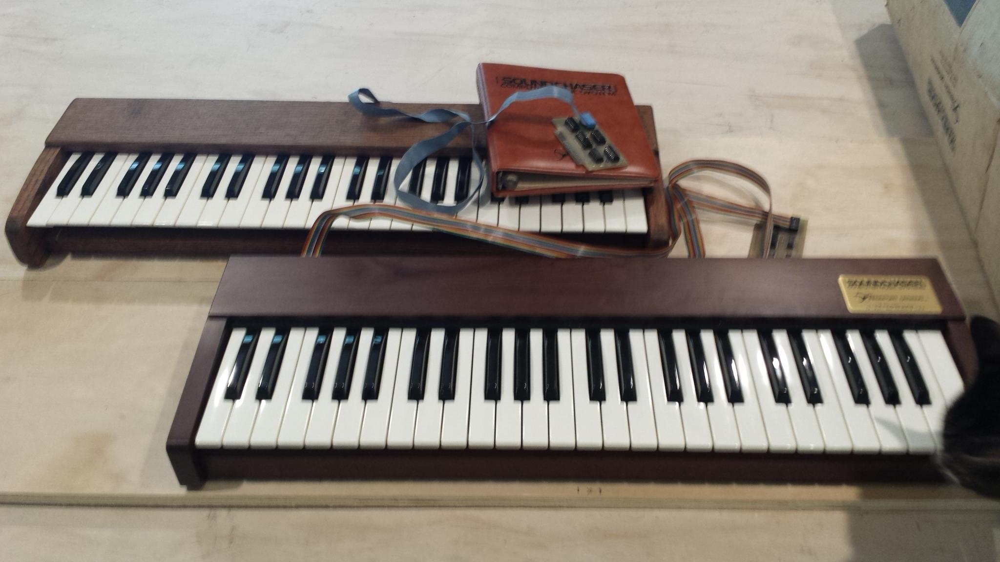 SoundChaser Keyboards