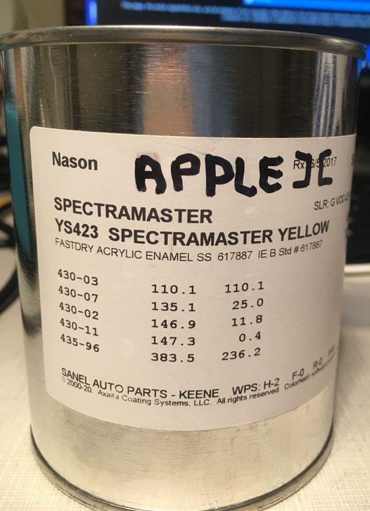 Apple ][ Paint