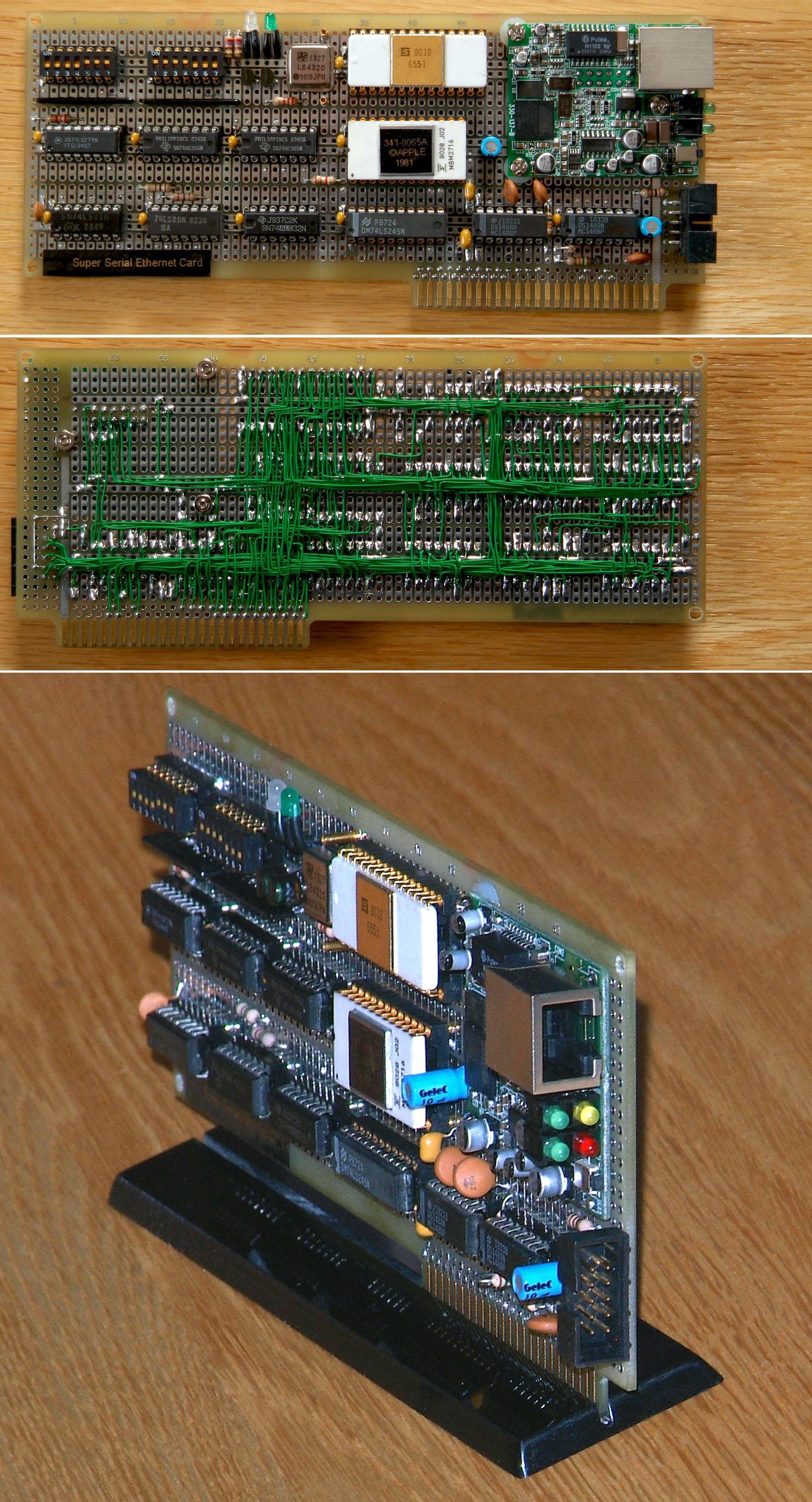 Super Serial Ethernet