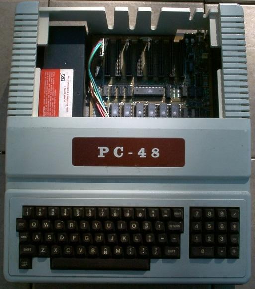 PC-48 Apple-II clone made in Taiwan
