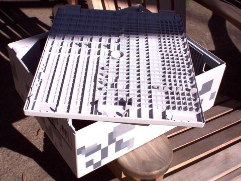 Quadra 7100 grid