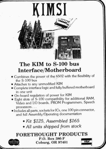 KIMSI advert
