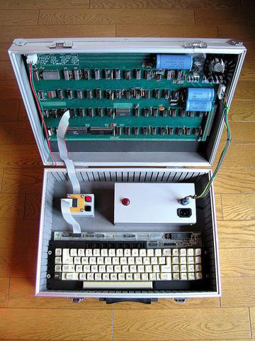 My (Steve G) Replica Apple 1