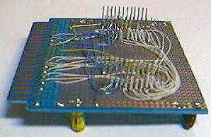Apple I - eprom card back 2