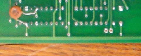 replica I hardware capacitor fix