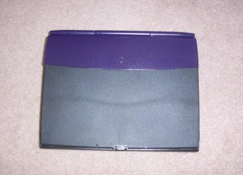 Brain 'Book goes purple