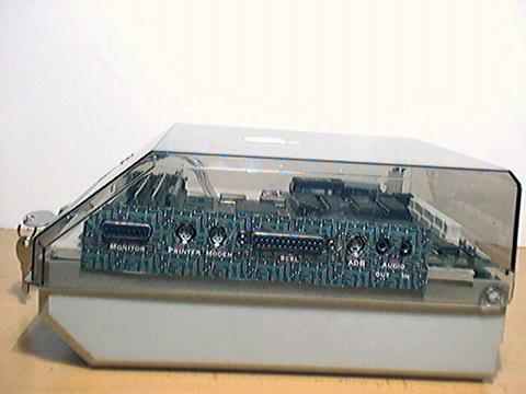 DiskBox LC - Ports