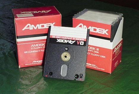 Amdek disks