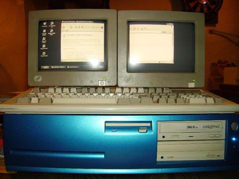 Compaq Professional Workstation