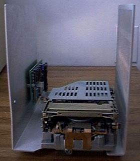 Apple Lisa - floppy