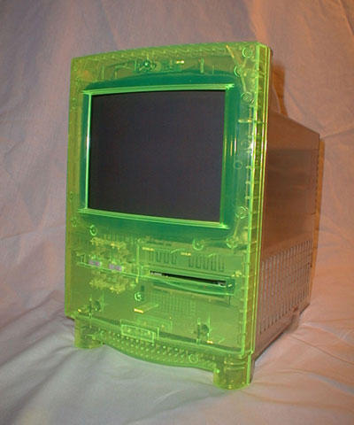 Green Color Classic - front