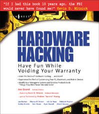 Hardware Hacking Cover