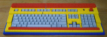 Compubrick Keyboard