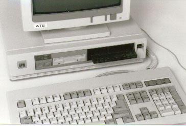 ATS Convertible - Keyboard