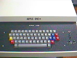 Apple I Keyboard
