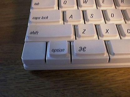 Cassie keyboard - keys
