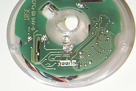 UFO Mouse LED