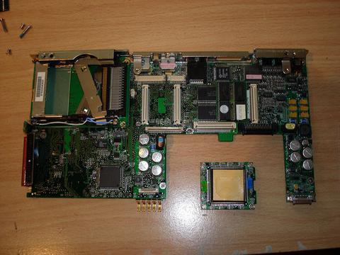 Logic with CPU