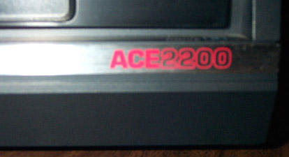 Franklin ACE 2200 - logo