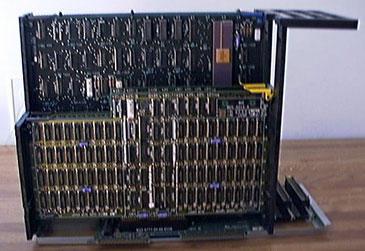 Apple Lisa - mb back