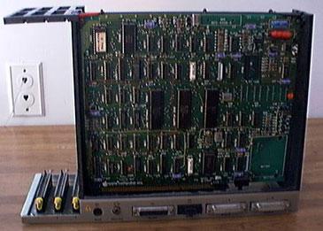 Apple Lisa - mb front