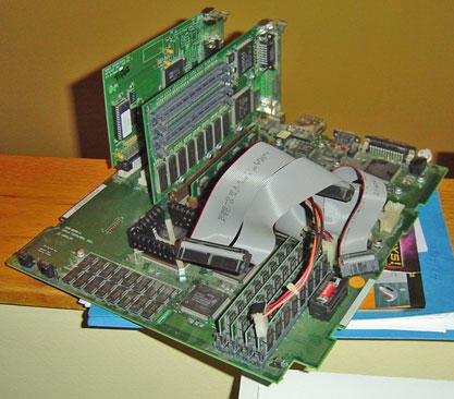 Quadra 7100b - Donor Motherboard