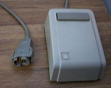 Apple Lisa - mouse
