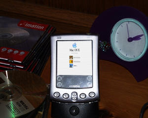 Palm running OS X