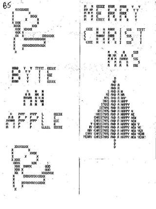 Apple I - DrawText results
