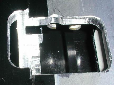 Blue Smoke 2 - slot closeup