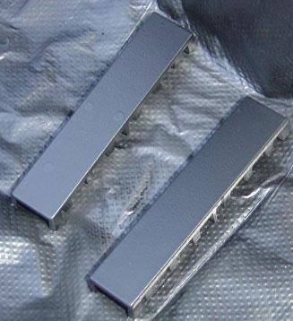 Quadra 7100b - NuBus Slot Covers