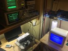 GW4201C Test Setup