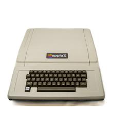 Apple II 0092 front view