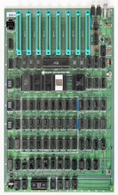 Apple II 0092 motherboard