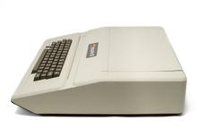 Apple II 0092 side view